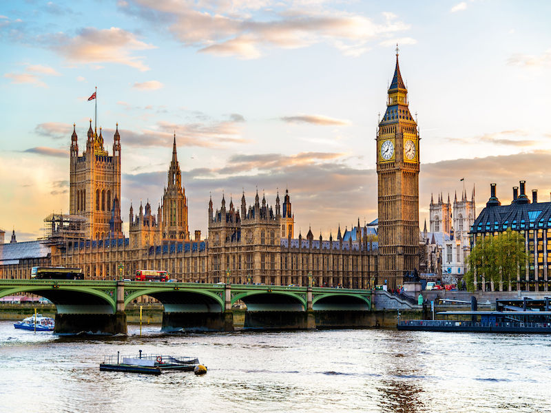 Book hotels in London